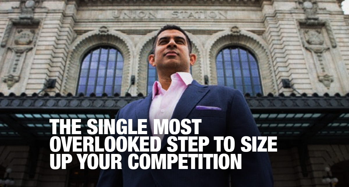 Size up your competition