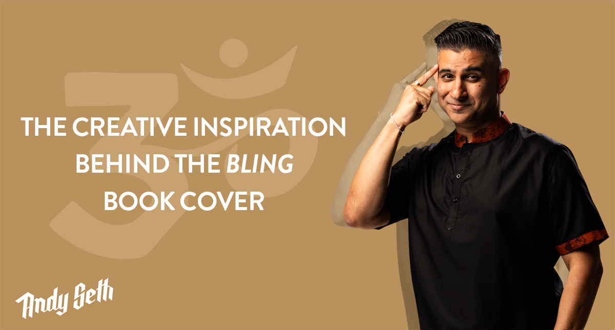 The Creative Inspiration Behind the Bling Book Cover